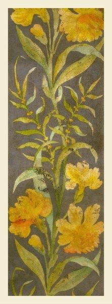 Floral Panel SSFP1 - Interior Elements Art Prints
