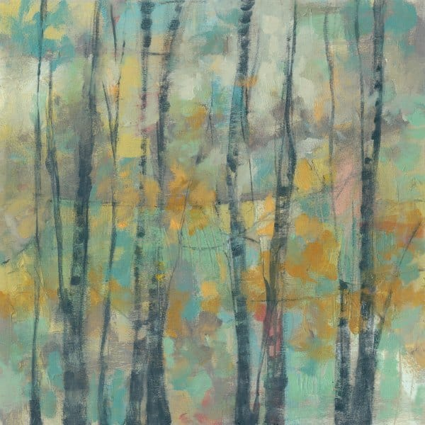 Birch Trees SSBT1 - Framed Scenery Artwork from Interior Elements, Eagle WI