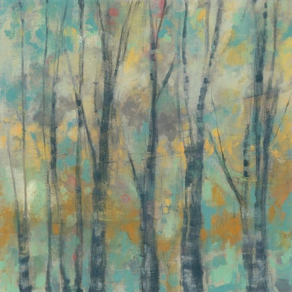 Birch Trees SSBT2 - Framed Scenery Artwork from Interior Elements, Eagle WI