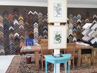 Custom Framing & Printing Artwork by Interior Elements of Eagle, WI