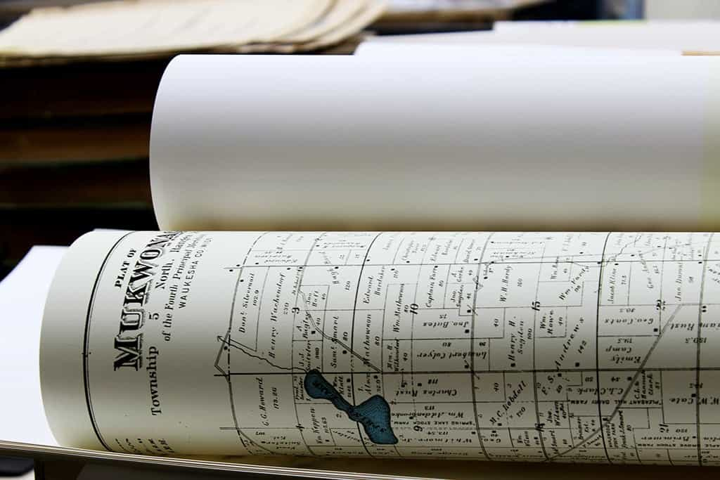 Custom Map Printing, Antique Maps by Interior Elements in Eagle WI