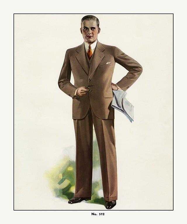 Mens Fashion FM2 - Framed Vintage Artwork from Interior Elements, Eagle WI