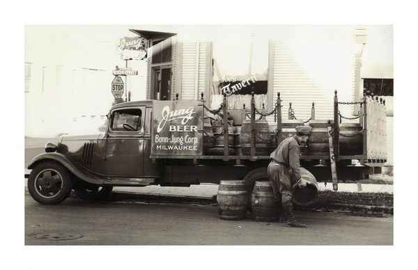 Beer-Truck-TrBT2 - Framed Photography / Artwork from Interior Elements, Eagle WI