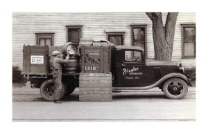Beer-Truck-TrBT6 - Framed Photography / Artwork from Interior Elements, Eagle WI