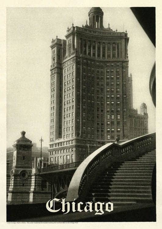 Chicago-Photogravure-CHIPhoto - Framed Artwork from Interior Elements, Eagle, WI