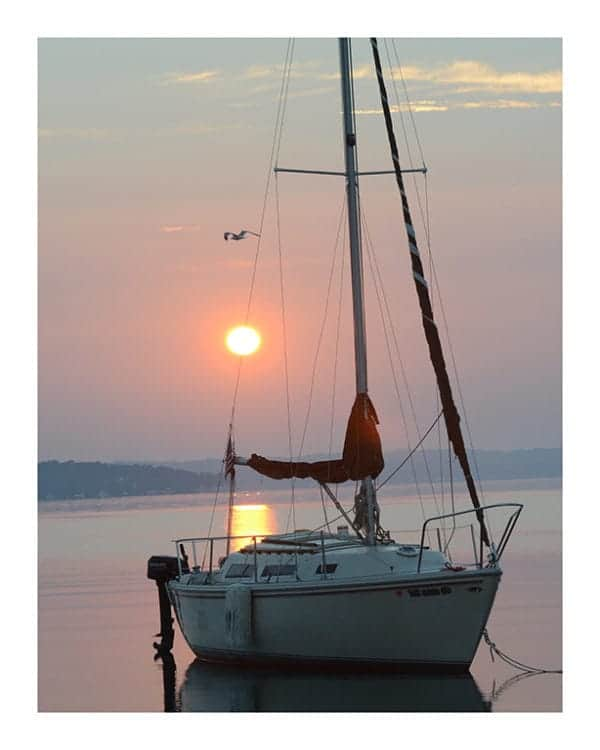 Nautical-Boat-Photo-CL11 - Framed Photography / Artwork from Interior Elements, Eagle WI