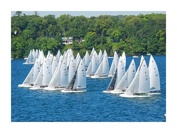 Sailboats-Photo-CL27 - Framed Photography / Artwork from Interior Elements, Eagle WI