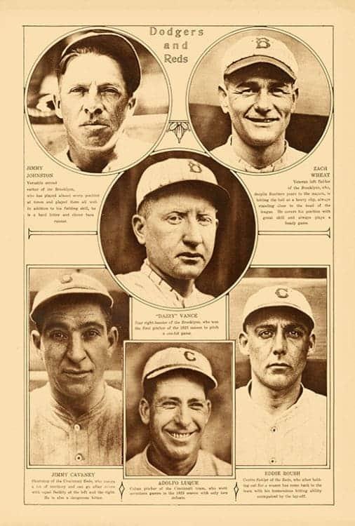 Sports-Baseball-BB1-2 - Framed Vintage Artwork from Interior Elements, Eagle WI