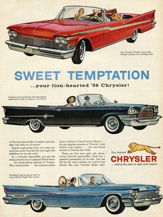 automobile-cars-chrysler-autochry1-Framed Vintage Artwork from Interior Elements, Eagle WI
