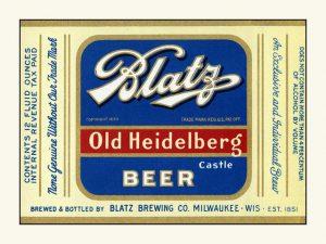Blatz Old Heidelberg