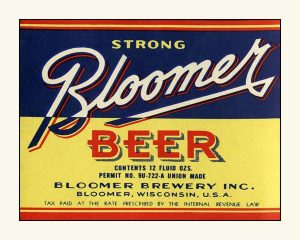 Bloomer beer