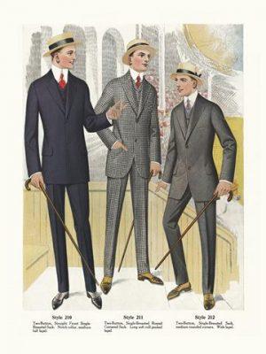 Menswear Ad 1