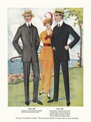 Menswear Ad 3