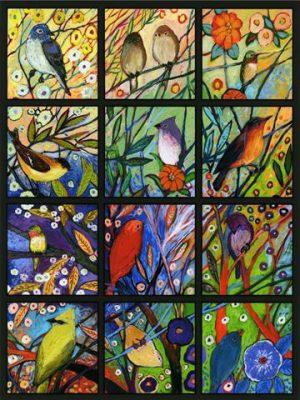 Bird panel 1